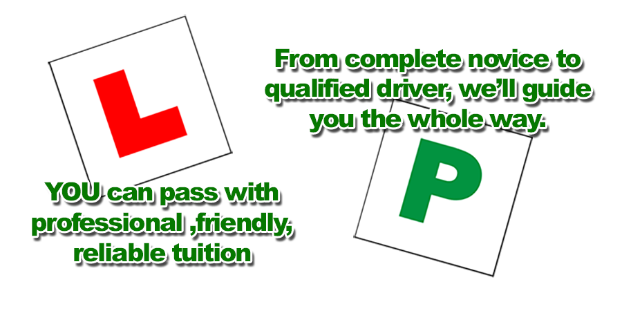 Driving Lesson Bately - Driving Instructor Near Me in Cleckheaton - Automatic and Manual Driving Lessons